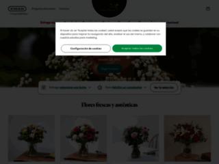 Detalles : Interflora