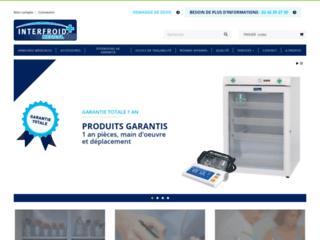 Détails : Interfroid Medical : Armoire pour pharmacie