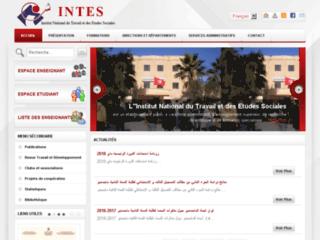 Institut national du travail et des etudes sociales