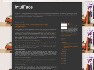 Four Things You Need to Know About Touch Screen Digital Signage by Intuiface