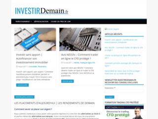 Visiter notre site investirdemain.fr
