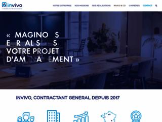 Détails : Invivo France: pour une bonne gestion des projets immobiliers
