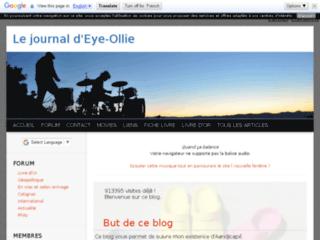 Le journal d'Eye-Ollie