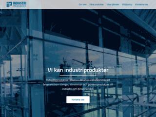 Industriprodukter i Örebro