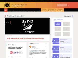 iRMA, infos musiques actuelles (CiJ - CiMT - CiR)