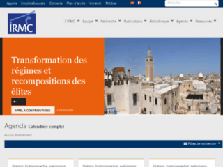 Bibliotheque de l'institut de recherche sur le Maghreb contemporain (IRMC)