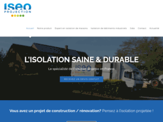 Entreprise de projection de mousse polyuréthane isolante