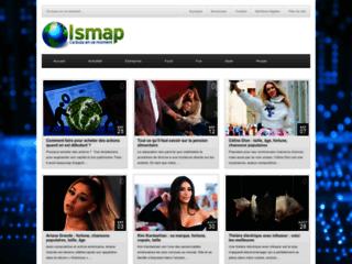 Aperçu du site Ismap