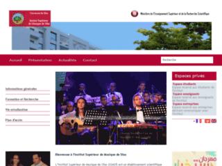 Institut superieur de musique de Sfax