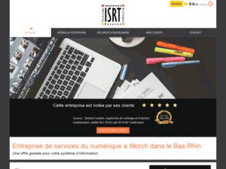 ISRT : installateur de parcs informatiques à Strasbourg