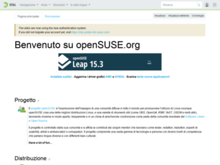 OpenSUSE Linux - Download (sito Ufficiale)
