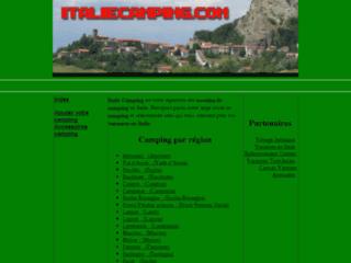 Italie Camping - Trouver votre camping en Italie