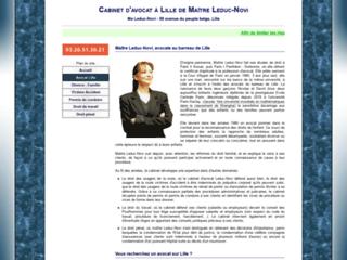 Cabinet d'avocat Leduc-Novi