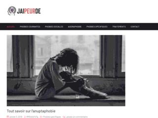Site d'informations sur les phobies