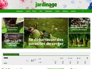 Détails : Magazine web dédié à l'univers du jardinage