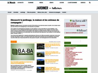 Aperçu du site Binette & Jardin