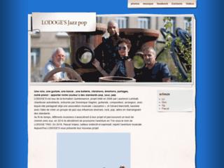 Capture du site http://WWW.jazz-quintessence.com