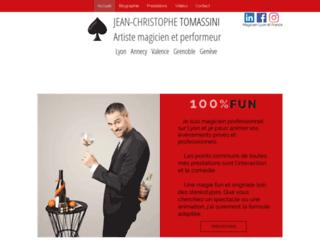 Détails : Magicien Rhône-Alpes