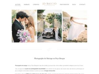 JD Bascio Photography, votre photographe de mariage