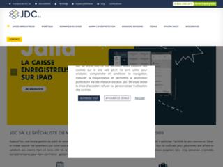 Détails : JDC, spécialiste du matériel pour points de vente
