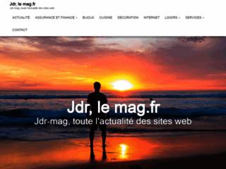 Détails : site www.jdr-mag.fr