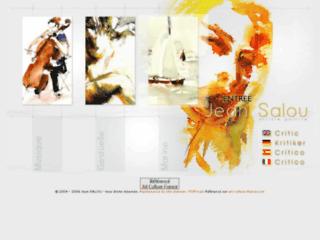 Jean Salou : Artiste Peintre en Normandie