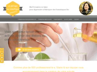 Ateliers de cosmétiques bio sur Paris et région parisienne - Je Fabrique Mes Cosmétiques