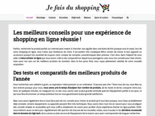 Détails : jefaisdushopping.com