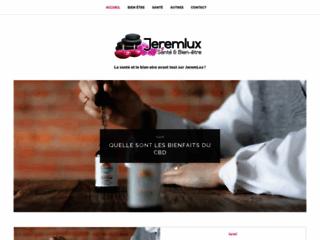 Jeremlux, site specialiste en luminothérapie sur http://www.jeremlux.com