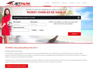 Détails : Parking Roissy CDG