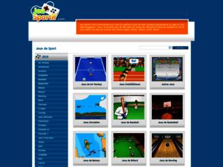 Jeux en ligne de Sport