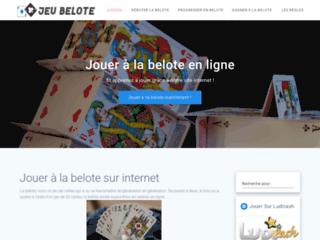 Jeu Belote toutes les informations sur la belote en ligne