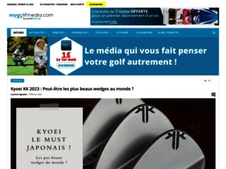 Détails : jeu de golf