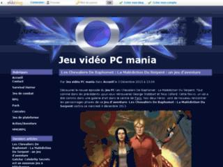 Jeu Vidéo PC Mania