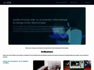 Détails : Jide.fr : tout savoir sur les produits high-tech en 2020