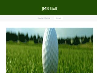 Stage golf.Le Golf facile en Languedoc Roussillon Montpellier Jmbgolf