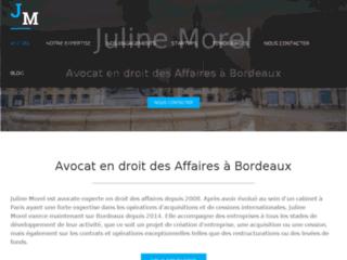 Avocat en droit des affaires à Bordeaux