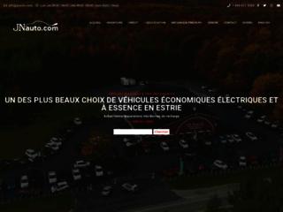 Détails : Véhicules usagés à vendre, JnAuto.com, Richmond, Quebec, Canada