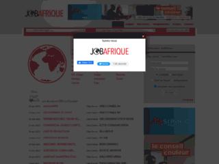 Job Afrique - Portail de l emploi pour l Afrique francophone