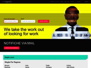 Jobrapido.it - Offerte lavoro, cerca annunci e offerte di lavoro su tutti i siti italiani