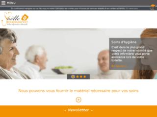 Joëlle Bourguignon infirmière à domicile sur Verviers