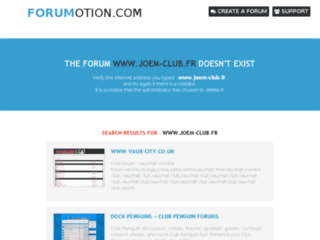 http://www.joem-club.fr/forum