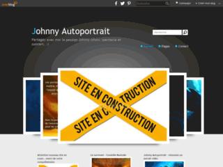 Johnny 68 Autoportrait