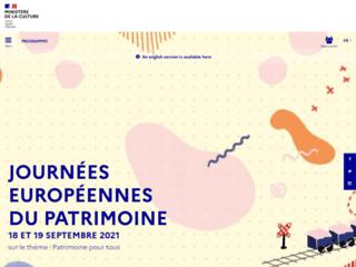 JOURNEES DU PATRIMOINE