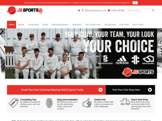 Shark Cricket Bats Equipment & Teamwear  - JS Sports