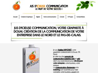 Développez votre business avec Jus d'icieuse Communication, graphiste à Angers