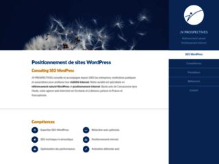 JV Prospectives - Conseil en veille stratégique