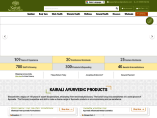 Herbal Cosmetics and Natural Beauty Products Online