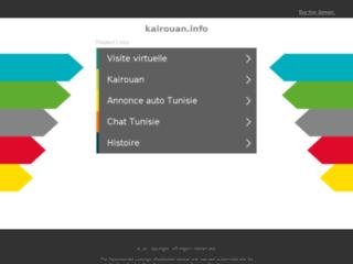 Kairouan info