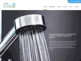 Installateur d'adoucisseur d'eau en Belgique